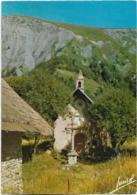 D73 - SAINT SORLIN D'ARVES - LA CHAPELLE DES PRES PLANS - Calvaire - CPSM Grand Format - Autres Communes
