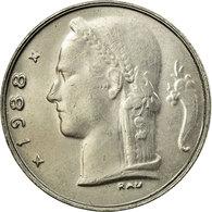 Monnaie, Belgique, Franc, 1988, SUP, Copper-nickel, KM:142.1 - 1951-1993: Baudouin I