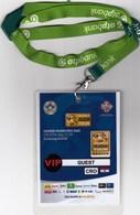 Croatia Zagreb 2018 / IJF World JUDO Tour / Accreditation VIP Guest CRO / Zagreb Grand Prix - Martial Arts