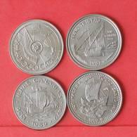 PORTUGAL    - 4 COINS     - (Nº10941) - Portugal