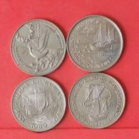 PORTUGAL    - 4 COINS     - (Nº10944) - Portugal