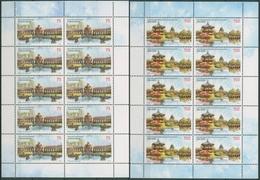 Bund 2013 Diplom. Beziehungen M. Korea Kleinbogen 3013/14 K Postfrisch (C17728) - [7] République Fédérale