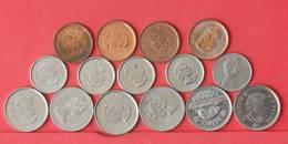 CANADA    - 15 COINS     - (Nº10951) - Canada