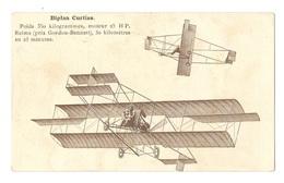 (23550-00) Biplan Curtiss - Avions