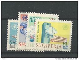 1966 MNH Albania Postfris** - Albanie