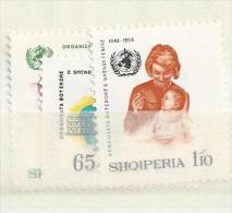 1968 MNH Albania, Postfris - Albanie