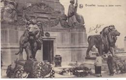 Brussel, Bruxelles, Tombeau Du Soldat Inconnu (pk57485) - Monuments, édifices