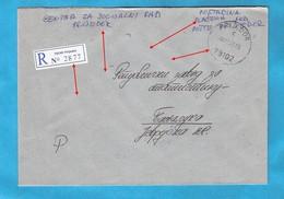 2000 PRIJEDOR 79102 RECCO BRIEF INTERESSANT BOSNIA REPUBLIKA SRPSKA - Bosnie-Herzegovine