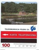 POLAND 27 - 100 U  Warszawa Pomnik Chopina Warsaw URMET Neuve Mint - Pologne