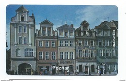 POLAND 28 - 50 U Poznan Rynek URMET Neuve Mint - Pologne