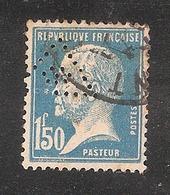 Perforé/perfin/lochung France No 181  Forges De La Providence (2) - Frankreich