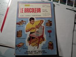 LE BRICOLEUR N° 13 DE 1957 TABOURETS MODERNES / BERGERE DE STYLE RUSTIQUE / CONSOLE MODERNE / AMEUBLEMENT EN BAMBOU / L - Creative Hobbies