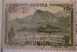 Réunion - 186 - Oblitérés