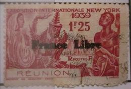 Réunion - 216 - Oblitérés