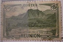 Réunion - 167 - Oblitérés