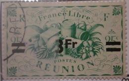 Réunion - 256 - Oblitérés