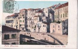 Porto Maurizio_Imperia-Vista Della Vecchia Città-Viaggiata Il 29 .5.1912 X Toulon Var-Integra E Originale Al100%an2 - Imperia