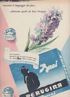 (pagine-pages)PUBBLICITA' PERUGINA  Settimanaincom1958/41. - Altri