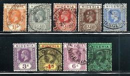 Nigeria      SC# 20-25,27-29    Used   SC$ 38.95 - Nigeria (1961-...)