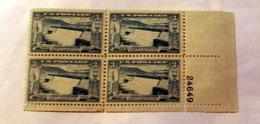 USA 1952 RECLAMATION   BLOCK MNH** - Stati Uniti