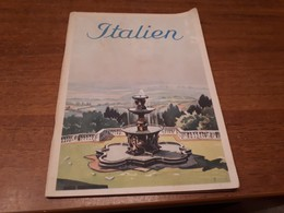 Old Travel  Guide - Italia - Autres Collections