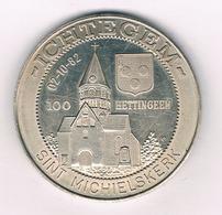 100 HETTINGEEM  1982 ICHTEGEM BELGIE /2520/ - Belgique
