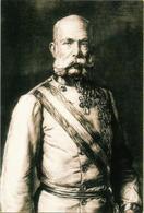 # Kaiser Franz Josef I. Von Österreich, Offizielle Postkarte Der Ausstellung In Gorizia, Italien -  Francesco Giuseppe I - Personaggi Storici