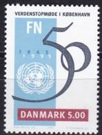 Dänemark, 1995, Michel : 1095, 50 Jahre Vereinte Nationen (UNO). MNH ** - Dänemark