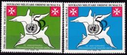 Malteser Orden, 1995,  50 Jahre Vereinte Nationen (UNO). MNH ** - Malta (Orden Von)