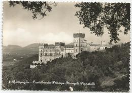 W2009 Battipaglia (Salerno) - Castelluccio Principe Pignatelli - Castello Castle Chateau Schloss / Viaggiata 1955 - Battipaglia