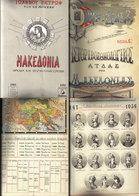 GREEK BOOK - MACEDOINE; Ancien Et Byzantine: J. PETROF De MOSCOU - Bücher, Zeitschriften, Comics