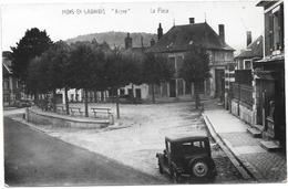 Mons En Laonnois - La Place - France
