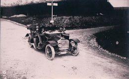 Armée Suisse, Voiture PIC PIC Du  Colonel Divisionnaire Bornand (2131) - Personnages