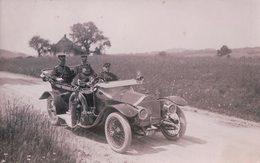 Armée Suisse, Voiture PIC PIC Du  Colonel Divisionnaire Bornand (2132) - Personnages