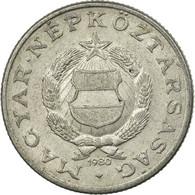 Monnaie, Hongrie, Forint, 1980, TTB, Aluminium, KM:575 - Hongrie