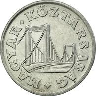 Monnaie, Hongrie, 50 Fillér, 1990, Budapest, SUP, Aluminium, KM:677 - Hongrie