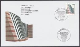Deutschland (BRD), Michel Nr. 2313-2314, FDC - [7] Federal Republic