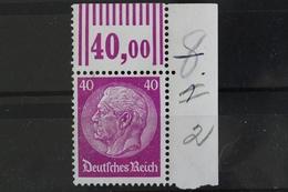 Deutsches Reich, MiNr. 524, Ecke Re. Oben, Postfrisch / MNH - Germany