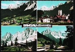 Ramsau Am Dachstein  -  Mehrbild-Ansichtskarte Ca.1967    (10219) - Ramsau Am Dachstein