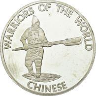 Monnaie, CONGO, DEMOCRATIC REPUBLIC, 10 Francs, 2010, SPL, Silver Plated Copper - Congo (République Démocratique 1998)