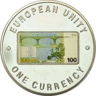 Monnaie, Zambie, 1000 Kwacha, 1999, British Royal Mint, FDC, Silver Plated - Zambie