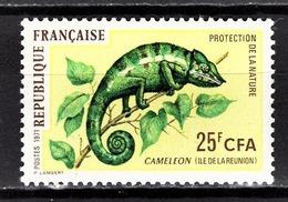 REUNION -  Y.T. N° 399 - NEUF** - Réunion (1852-1975)