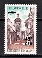 REUNION -  Y.T. N° 397 - NEUF** - Réunion (1852-1975)