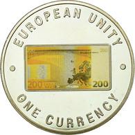 Monnaie, Zambie, 1000 Kwacha, 1999, British Royal Mint, SPL, Silver Plated - Zambie