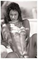 Sexy ALICIA BURLEY Glamour & Fashion PHOTO Postcard - RWP Edition Year 2014 - Pin-Ups