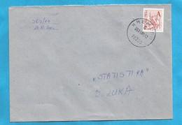 2000  KNEZEVO  78230 BRIEF INTERESSANT BOSNIA REPUBLIKA SRPSKA  1 X -A- RELIGION - Bosnie-Herzegovine