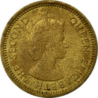Monnaie, Hong Kong, Elizabeth II, 5 Cents, 1967, TTB, Nickel-brass, KM:29.1 - Hong Kong