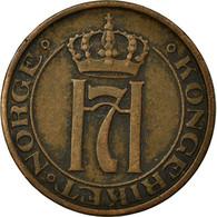 Monnaie, Norvège, Haakon VII, 2 Öre, 1946, TTB, Bronze, KM:371 - Norvège