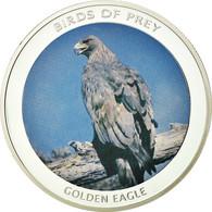 Monnaie, Malawi, Birds Of Prey, 10 Kwacha, 2010, FDC, Silver Plated - Malawi