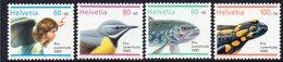 SWITZERLAND, 1995 PRO JUVENTUTE 4 MNH - Unused Stamps